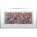 James Rizzi 3D / Give peace a chance