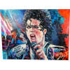 Switlana Liachowezki / Michael Jackson / UNIKAT handsigniert