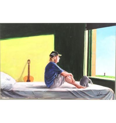 Otto Waalkes -  Sitting in the Morning Sun