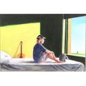 Otto Waalkes / Sitting in the Morning Sun / handsigniert